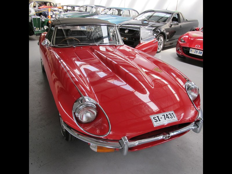 jaguar e-type 683047 047