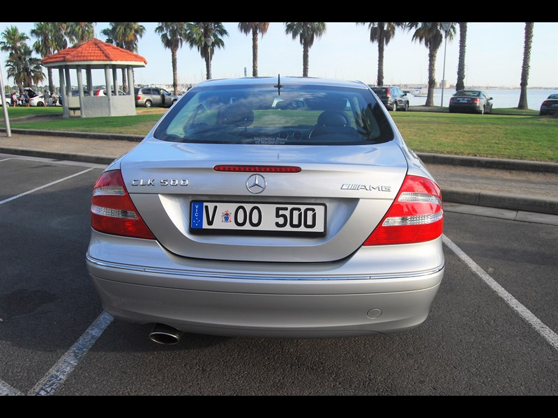 mercedes-benz clk500 684859 009
