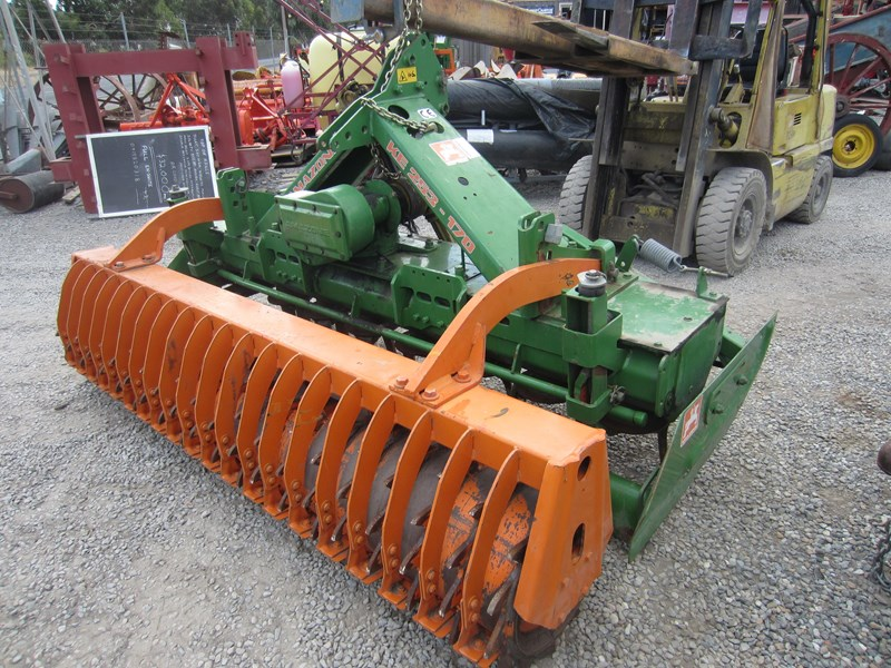 amazone ke 253 - 170 power harrow 684904 005