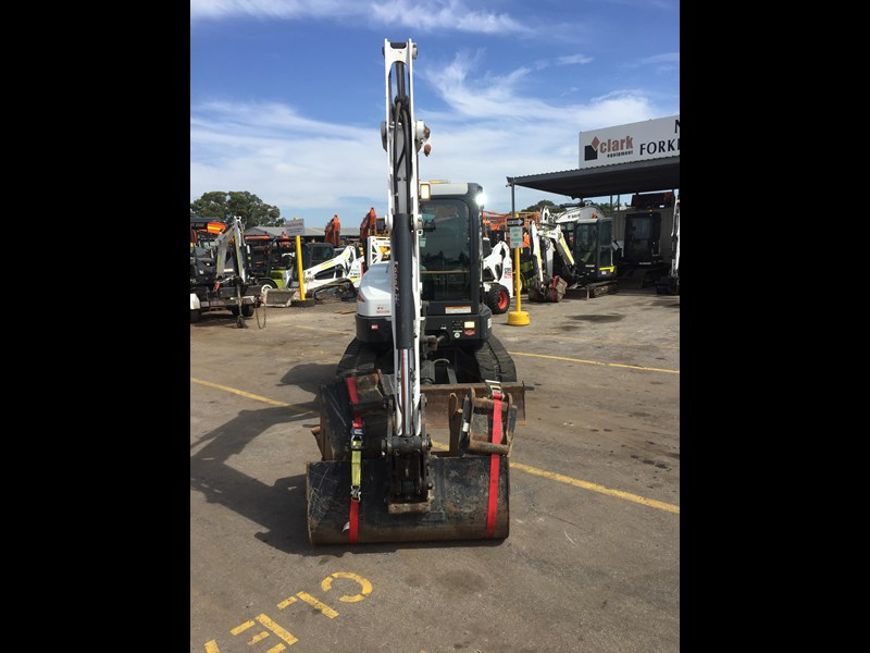 bobcat e50 - excellent condition - price reduced! 687499 005