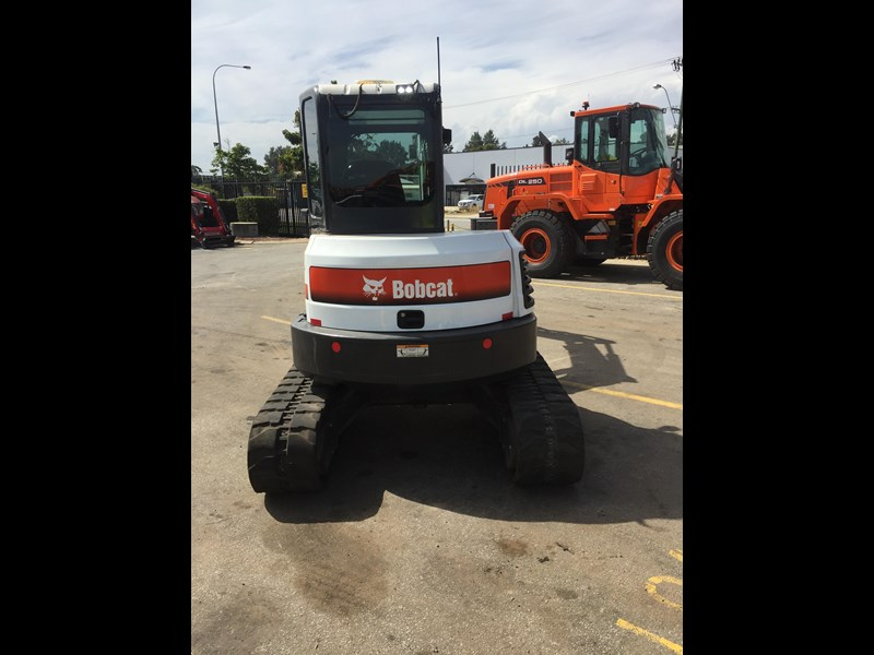 bobcat e50 - excellent condition - price reduced! 687499 013
