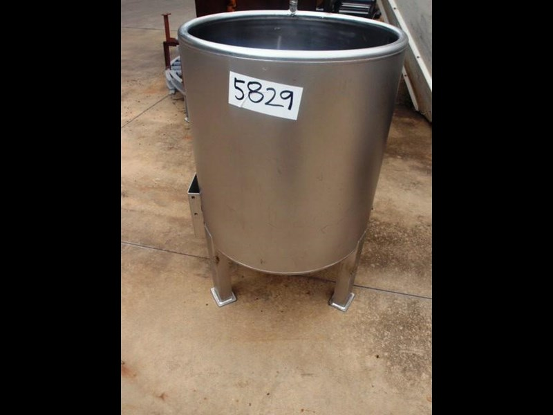 stainless steel storage tank 170lt 689381 001