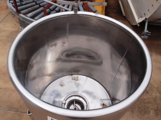 stainless steel storage tank 170lt 689381 005