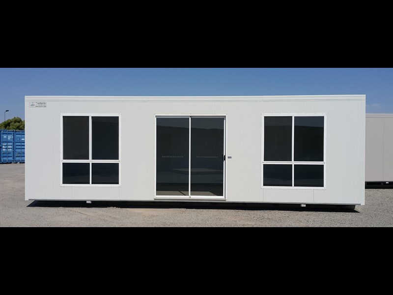 mcgregor 8.4m x 3.0m sales office 689435 001