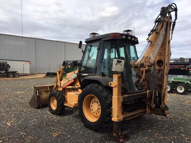 case 580 backhoe 690814 007