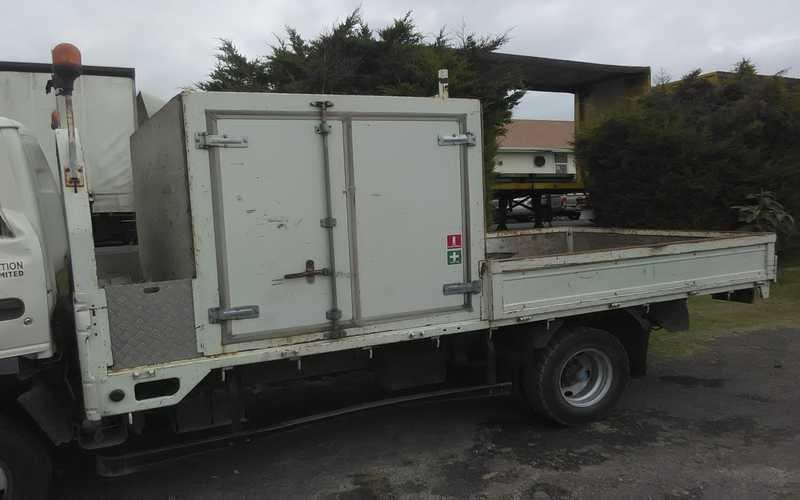 nissan / isuzu atlas / elf 691142 003