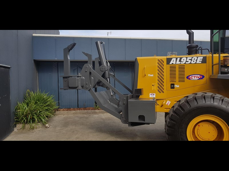 active machinery al958e 19.5t, 'cat engine, 4spd electric trans, 3 yr warranty 588706 019