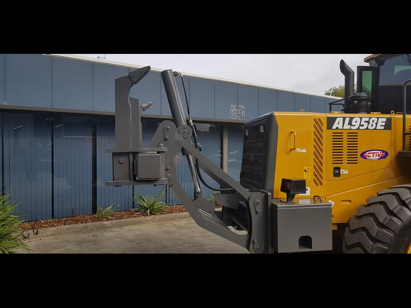 active machinery al958e 19.5t, 'cat engine, 4spd electric trans, 3 yr warranty 588706 021