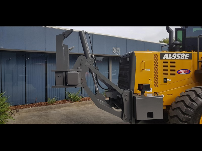 active machinery al958e 19.5t, 'cat engine, 4spd electric trans, 3 yr warranty 588706 023