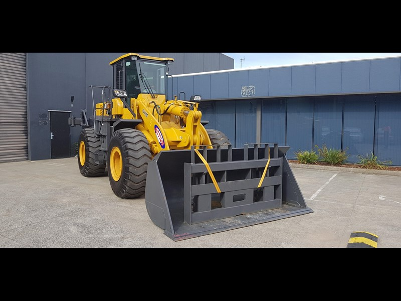 active machinery al958e 19.5t, 'cat engine, 4spd electric trans, 3 yr warranty 588706 031