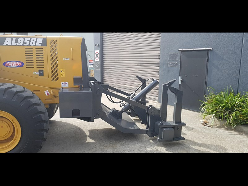 active machinery al958e 19.5t, 'cat engine, 4spd electric trans, 3 yr warranty 588706 043