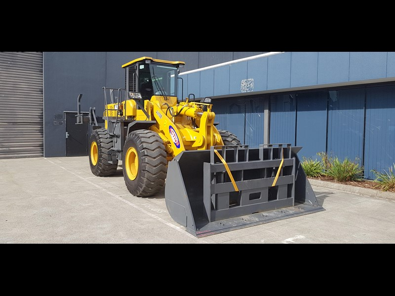 active machinery al958e 19.5t, 'cat engine, 4spd electric trans, 3 yr warranty 588706 061