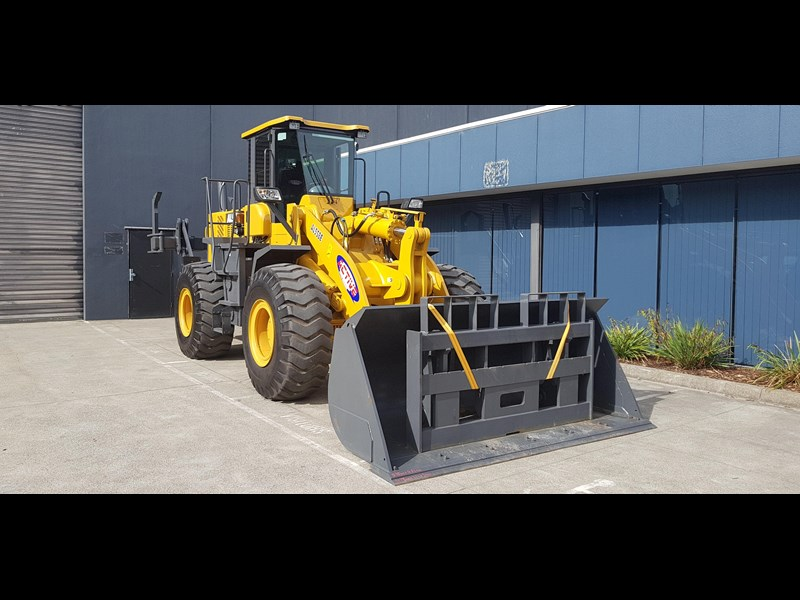 active machinery al958e 19.5t, 'cat engine, 4spd electric trans, 3 yr warranty 588706 063