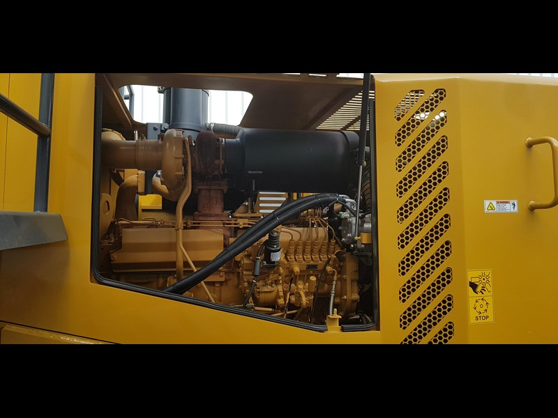 active machinery al958e 19.5t, 'cat engine, 4spd electric trans, 3 yr warranty 588706 083