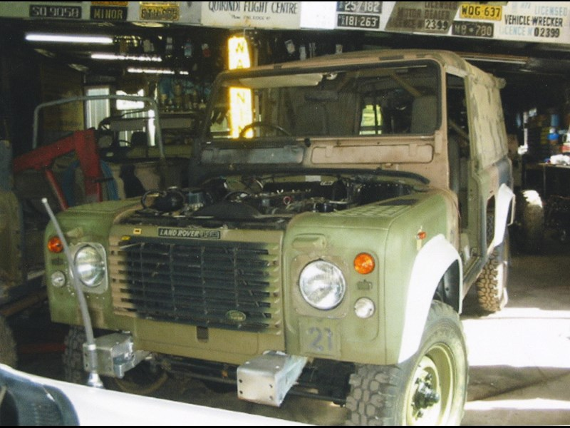 land rover series 1 693381 001