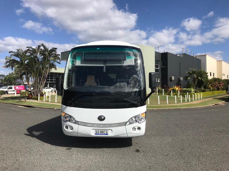 yutong 39 seat luxury coach 693748 007