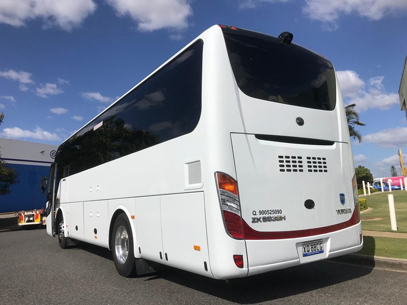 yutong 39 seat luxury coach 693748 029