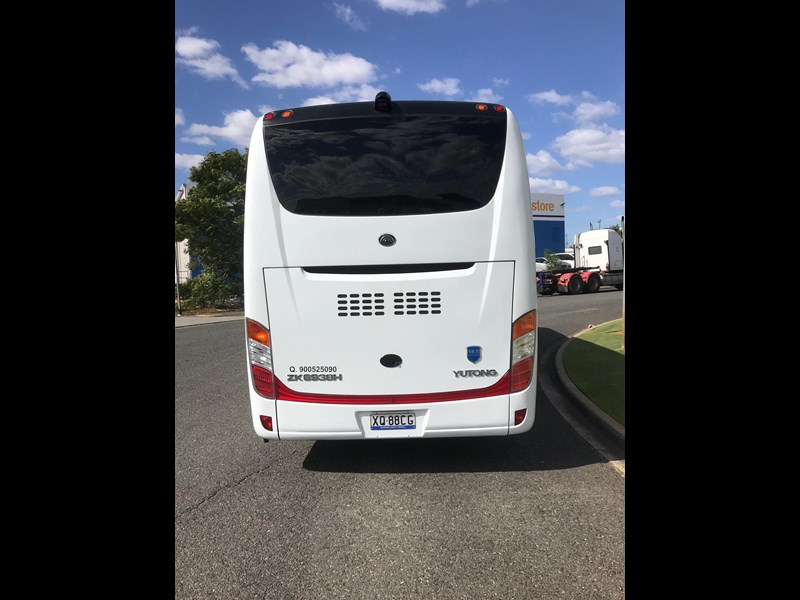 yutong 39 seat luxury coach 693748 031