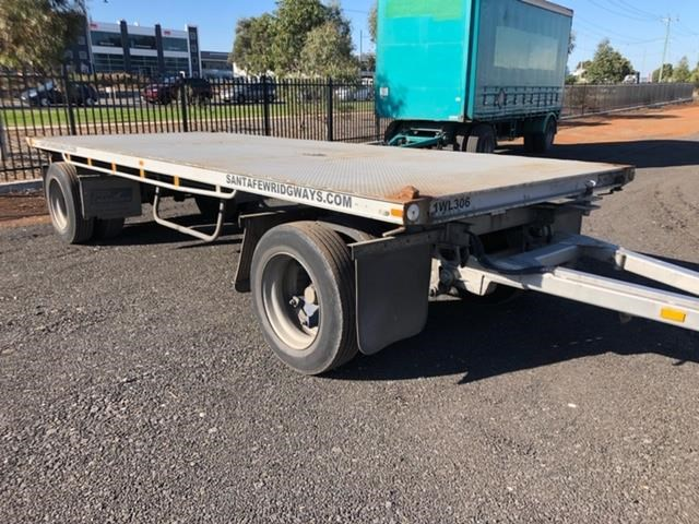 vawdrey 20ft dog trailer 694168 003