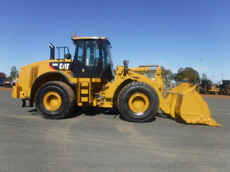 caterpillar 966h loader 684117 005