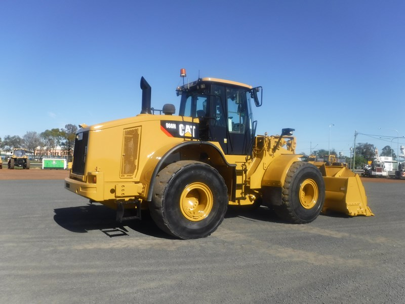caterpillar 966h loader 684117 019