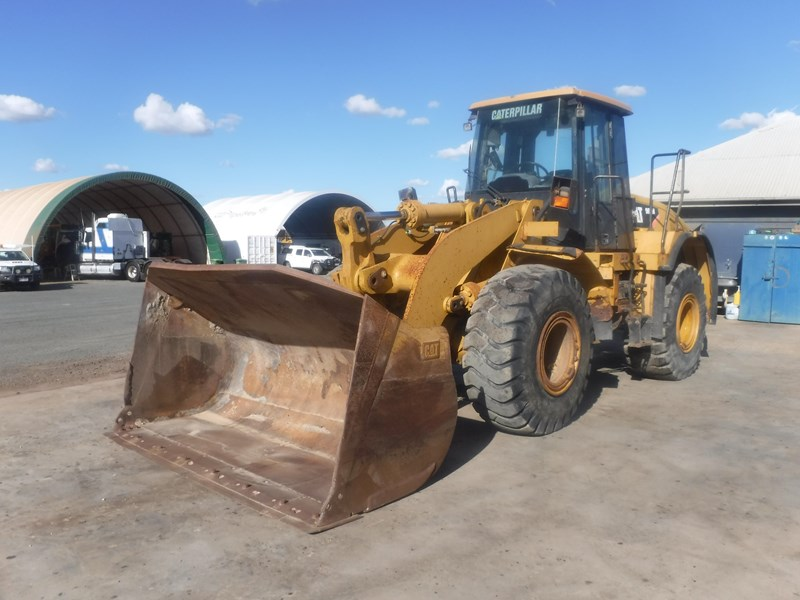 caterpillar 962h wheeled loader 687673 001