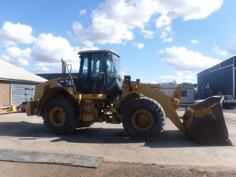 caterpillar 962h wheeled loader 687673 005