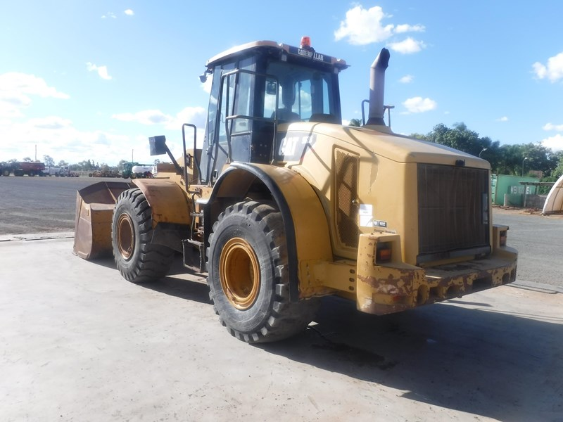 caterpillar 962h wheeled loader 687673 009