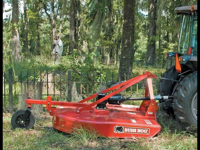 BUSH HOG BH15 5ft Rotary Cutter for sale