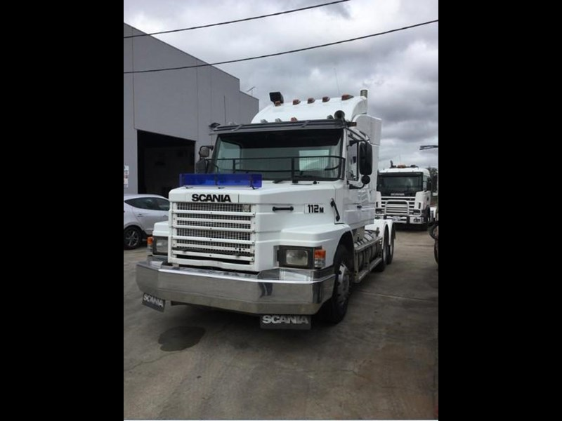1985 SCANIA T112H/M for sale