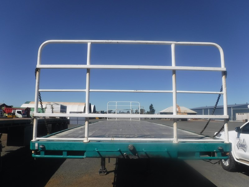 krueger 44ft flat top trailer 696353 009