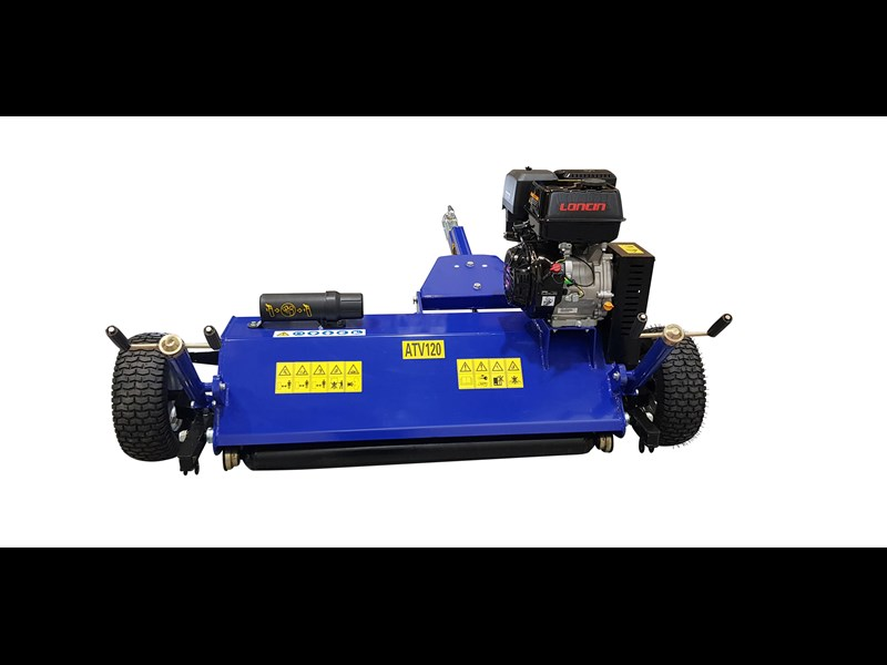 DISSY MACHINERY DDATV12015P ATV FLAIL MOWER / MULCHER WITH