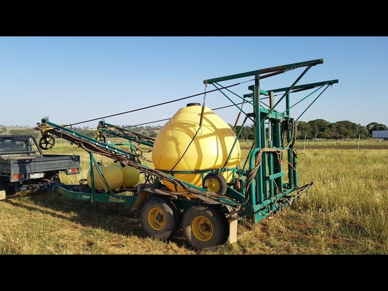 spray boom jetstream overseer 700619 003