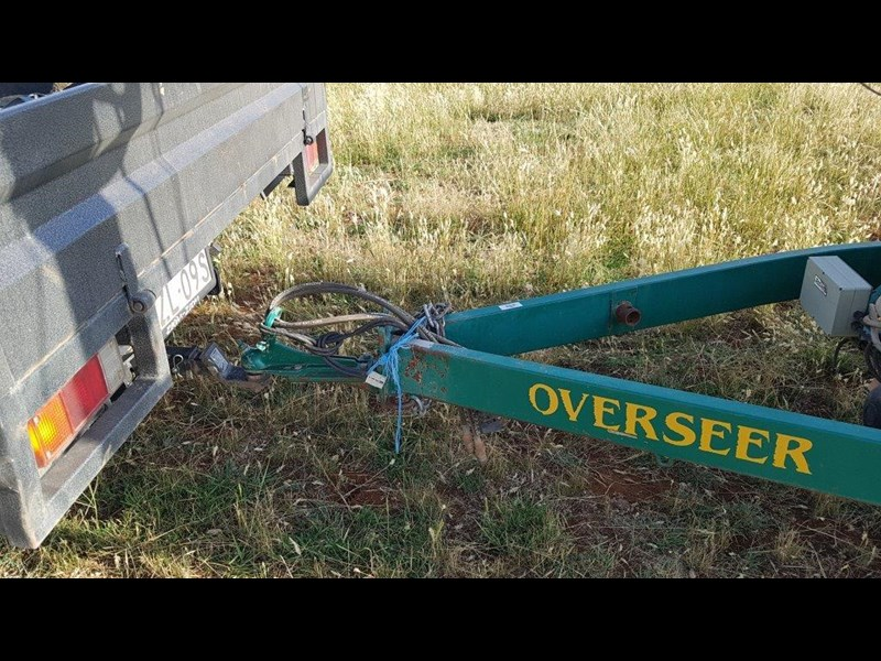 spray boom jetstream overseer 700619 007