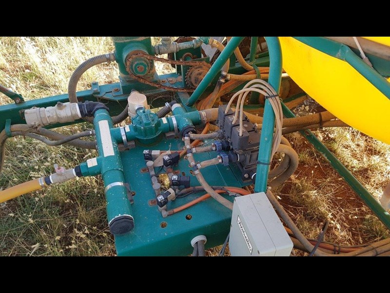 spray boom jetstream overseer 700619 009