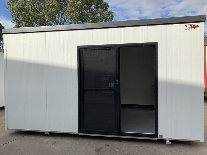 site office 4.8m x 3.0m site office / lunchroom 698936 001