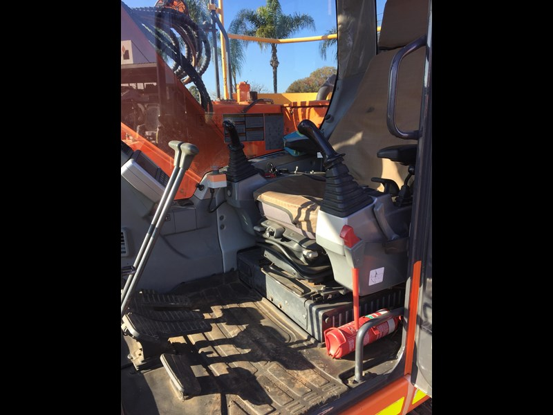 doosan dx140lcr - excellent condition - low hours! 703003 031