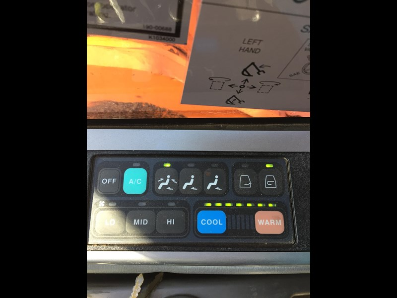 doosan dx140lcr - excellent condition - low hours! 703003 037