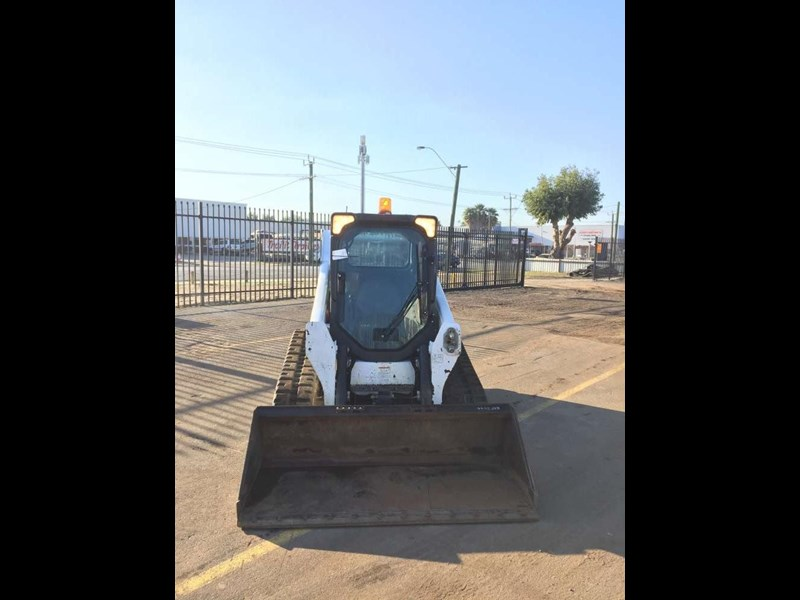 BOBCAT T590 - HAND & FOOT CONTROL - EXCELLENT CONDITION!! for sale