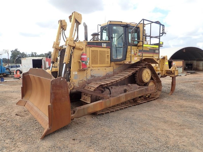 caterpillar d7r series ii 662837 001