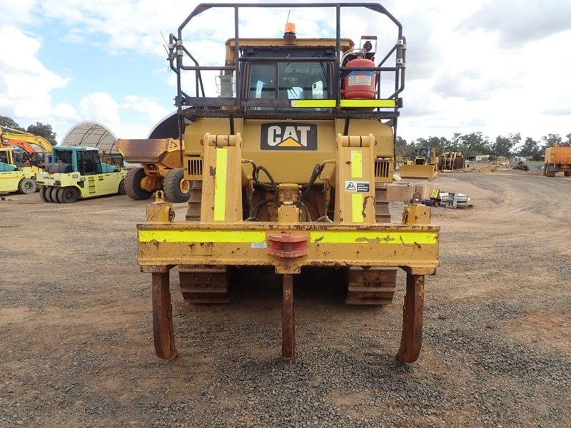 caterpillar d7r series ii 662837 007