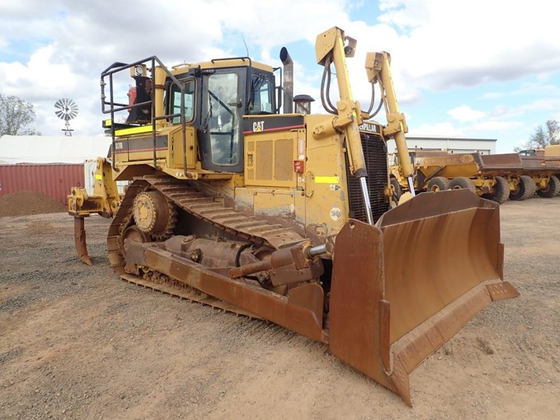 caterpillar d7r series ii 662837 013