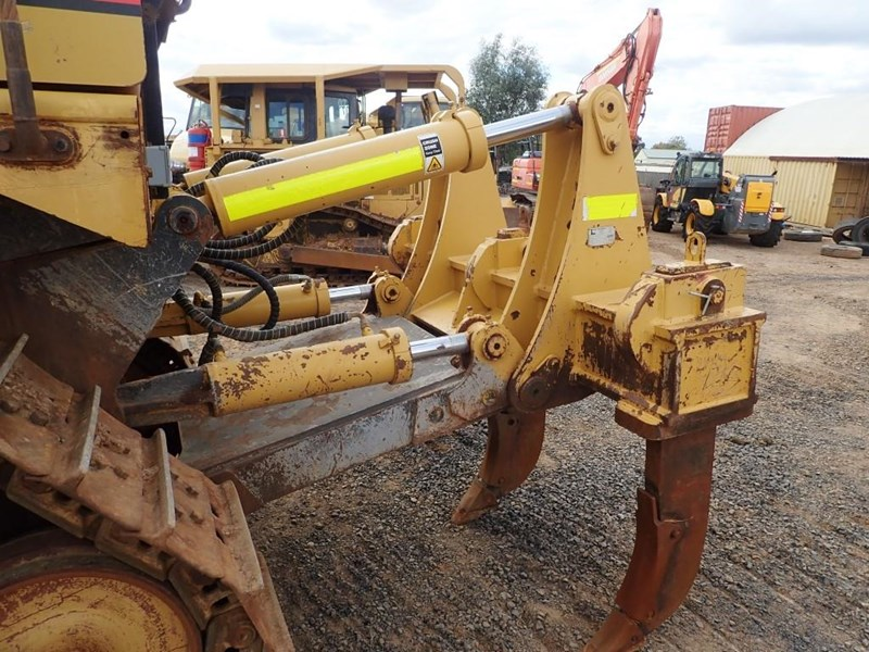 caterpillar d7r series ii 662837 017