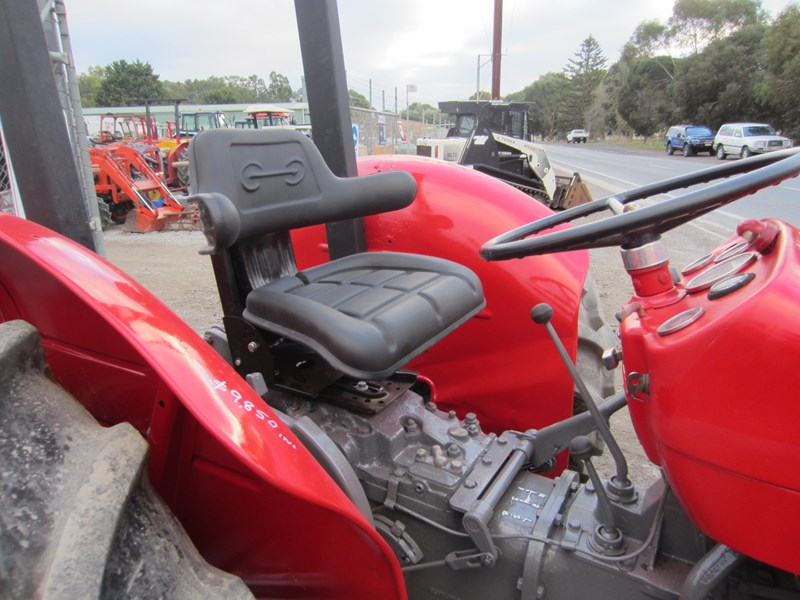 massey ferguson 135 tractor 12 speed 621724 009