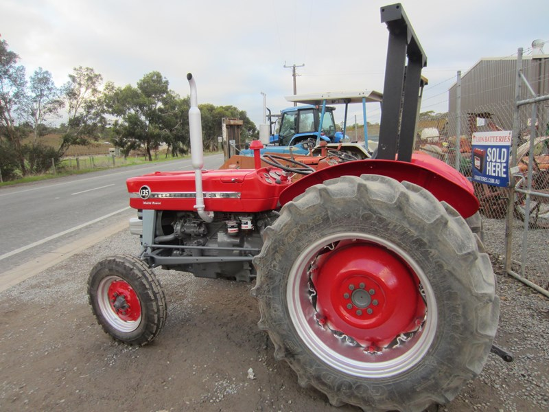 massey ferguson 135 tractor 12 speed 621724 019