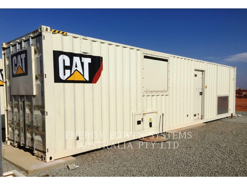 caterpillar xq2000 705638 001