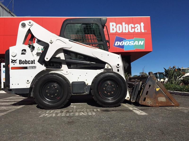 bobcat s650 skid steer loader 707296 003