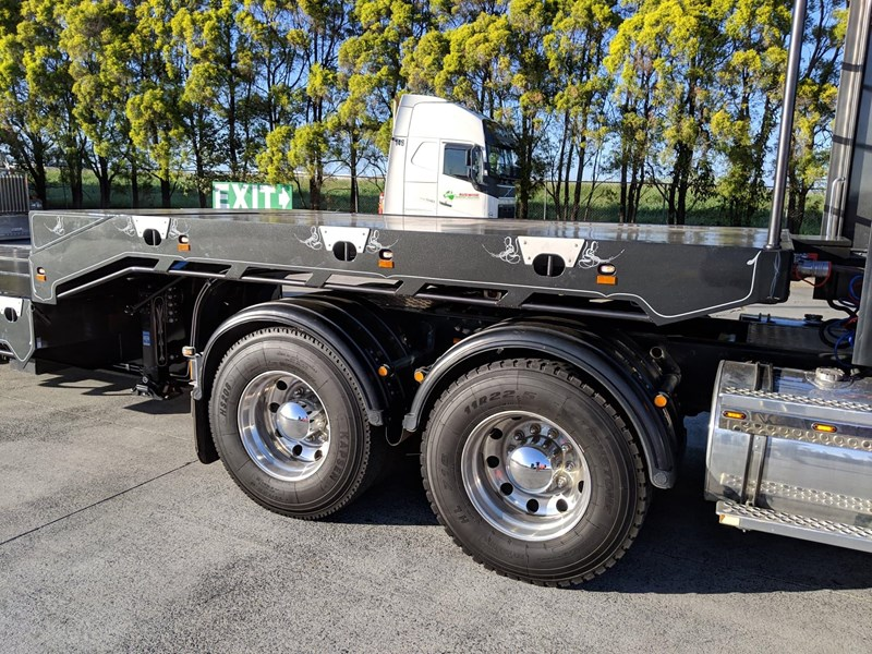 fwr 3.5m deck widener low loader 707624 043
