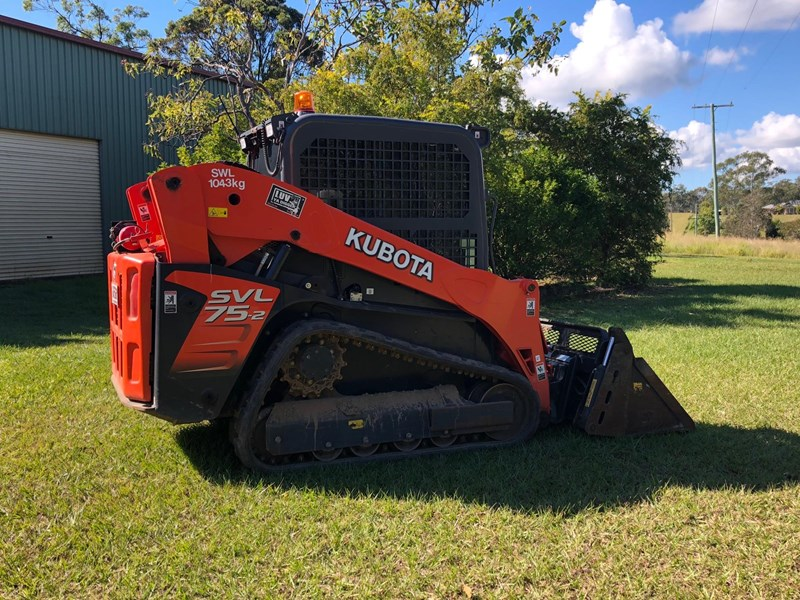 kubota svl75-2 very low hours 355 707983 001