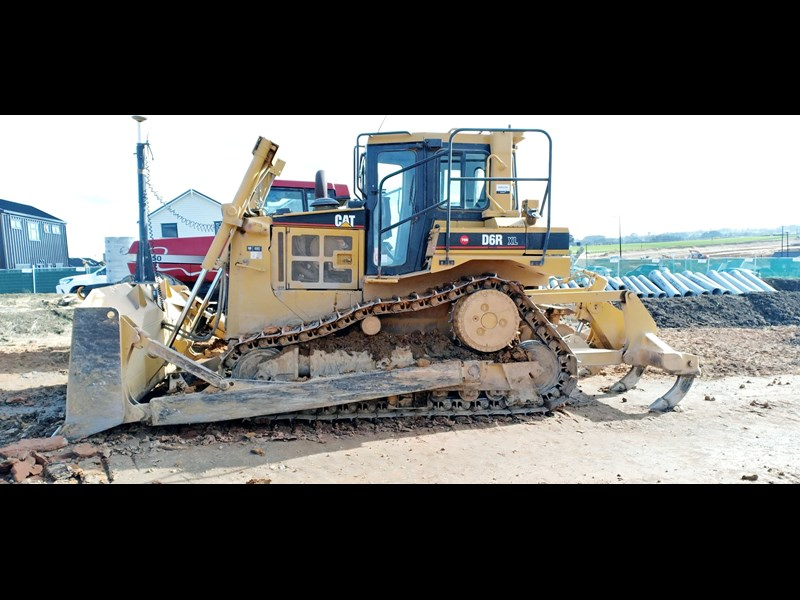 caterpillar d6r xl series iii 707073 001